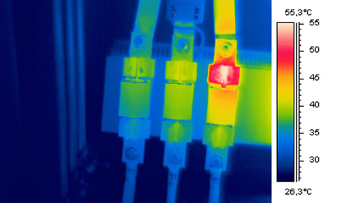 Elektrothermografie